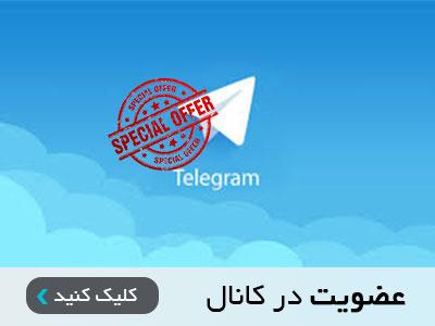 عضویت در کانال تلگرام حاجی ارزانی